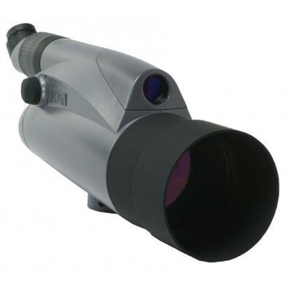 Longue vue 6-100 x 100 coudée 45° noire
