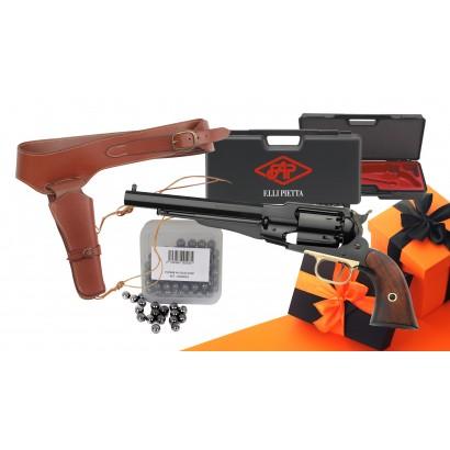 Pack 1858 Remington acier
