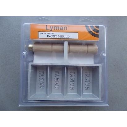 Lingotière Lyman