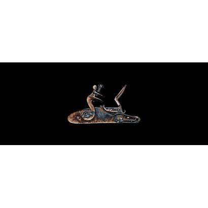Platine kentucky/pennsylvania/scout/navy moll silex S 410
