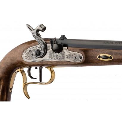 Pistolet Duel Lepage Napoléon 1811 percussion