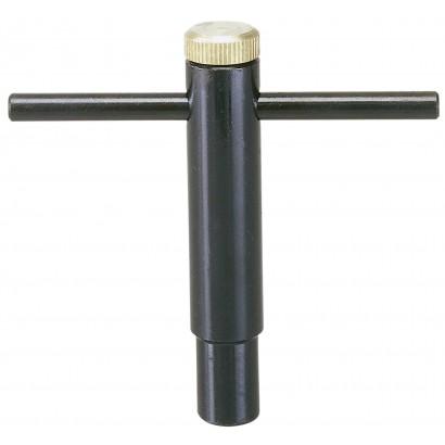 Clé cruciforme 5mm avec tournevis spécial revolver