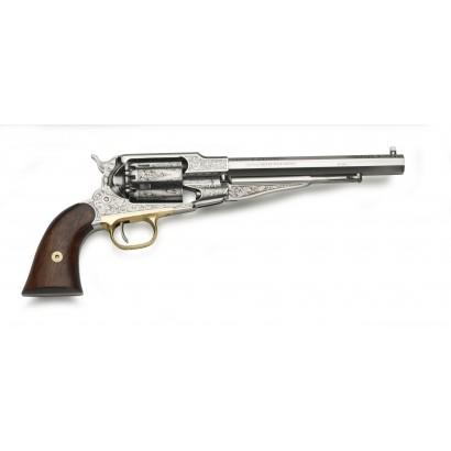 1858 Remington laiton nickelé